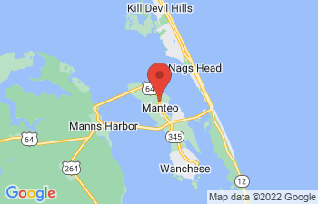 Map of Manteo
